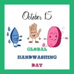 Happy Global Handwashing Day 2020!